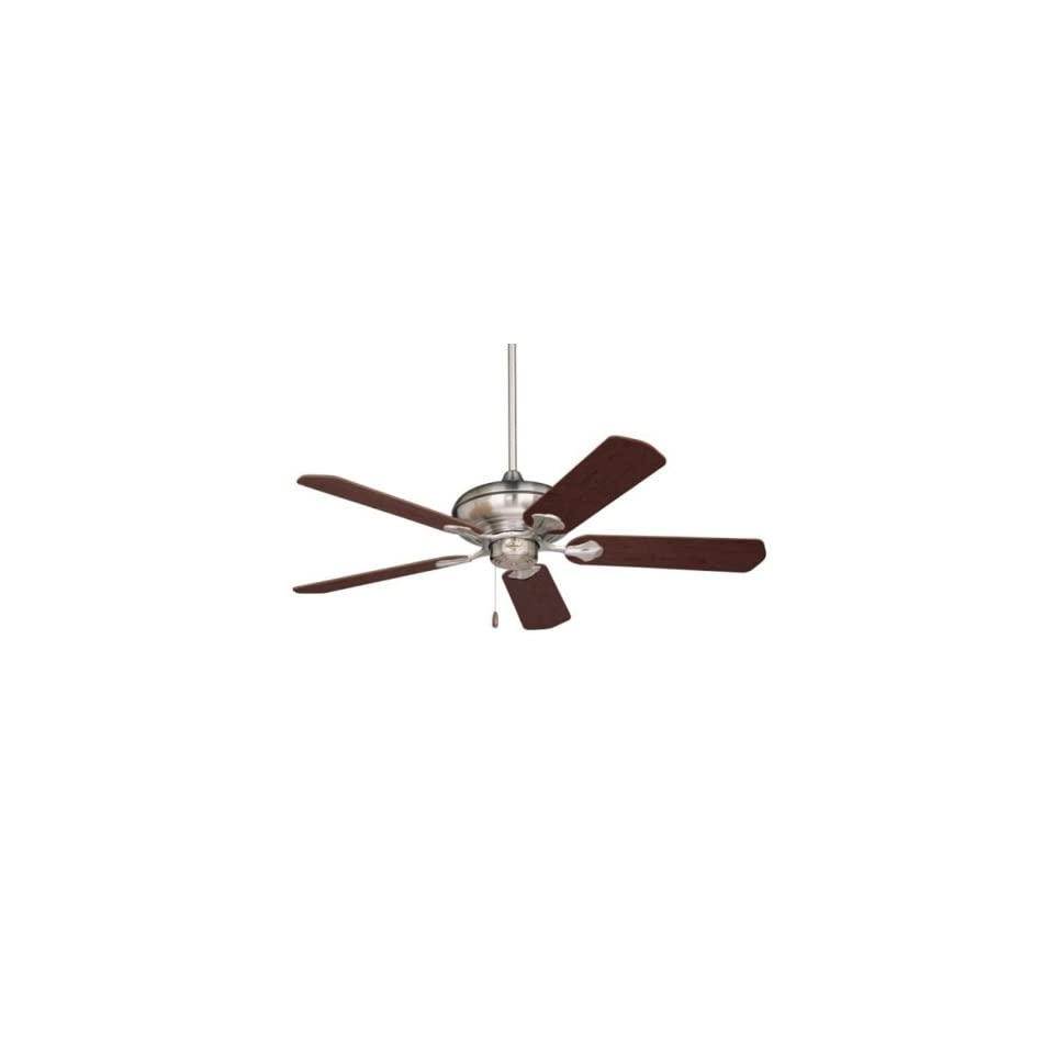 Nickel Ceiling Fan