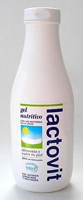 Lactovit Bath Foam 650ml [European Import] - 2 Count