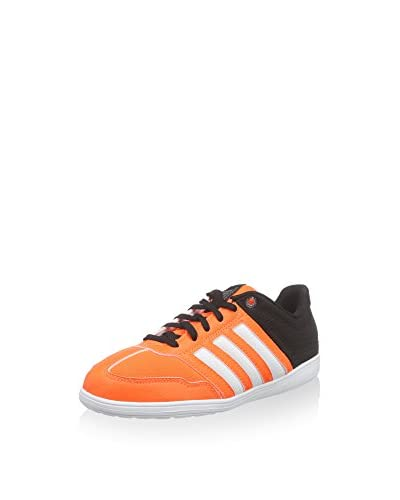 adidas Zapatillas de fútbol Ace 15.4 ST J Naranja / Blanco / Negro