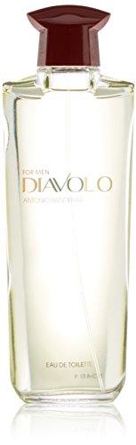 Antonio Banderas Eau de Toilette 'Diavolo' per Uomo - 300 ml
