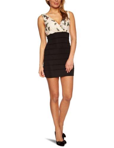 AX PARIS Butterfly Two In One Body Con Women's Dress