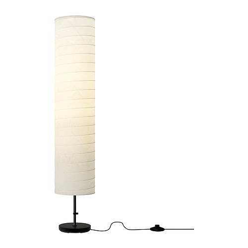 Ikea 301.841.73X2 Holmo Floor Lamp, 46-Inch, Set of 2
