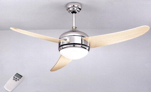 Ventilatore da soffitto con luce Bimar VSC10 Corpo in metallo ...