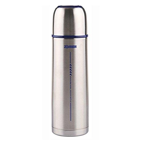 Zojirushi Thermal Stainless Vaccum Bottle 0.5 liter ( 16.9 oz. ) | SV-GG50-XA Silver