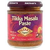 Patak's Tikka Masala Medium Curry Paste 165G