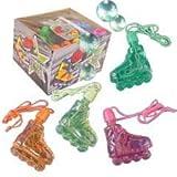 """InLine Skate 2 1/2"""" Bubble Necklaces"""