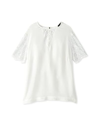 Love Token Women's Top with Lace