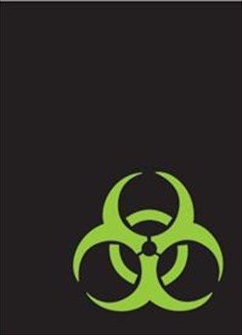 Card Sleeves: 50 Iconic Biohazard - 1