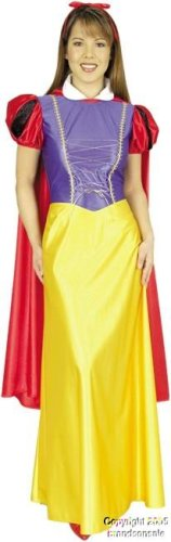 Adult Snow White Costume (Size:Small 5-7)