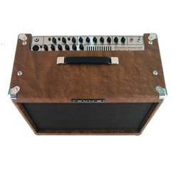 "Tech 21 Bronzewood 60 1X12"" Acoustic Guitar Combo Amplifer"