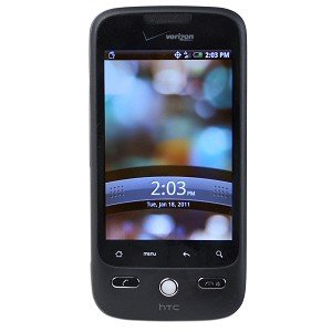 HTC Droid Eris for Verizon Wireless (Black) CDMA