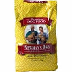 Newman's Own Organics Adult Dog Chicken Formula Dry Dog Food
