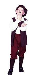 Renaissance Boy (Brown Vest) - Size Small