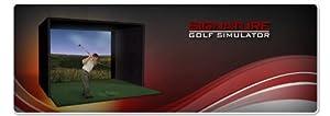TruGolf Signature Golf Simulator System SSSE6-15