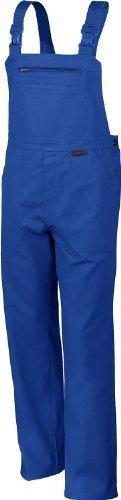 Qualitex-Arbeits-Latzhose-BW-270-mehrere-Farben-52Kornblau