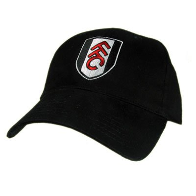 Official Fulham FC Baseball Cap - A great gift / present for men, boys, sons, husbands, dads, boyfriends for Christmas, Birthdays, Fathers Day, Valentines Day, Anniversaries or just as a treat for and avid football fan
