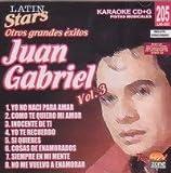 echange, troc Karaoke - Latin Stars Karaoke: Juan Gabriel, Vol. 3