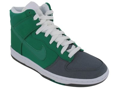 3a5d45b7d0b2 Buy Cheap Nike Women s NIKE DUNK HI SKINNY WOMEN S BASKETBALL SHOES 10  (COOL GREY SEA GREEN) For Sale