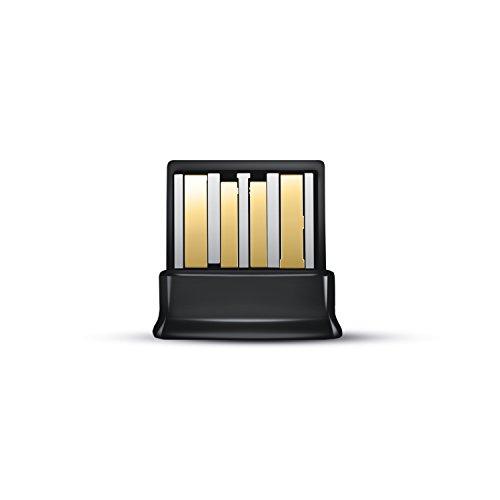 CSL - V4.0 micro adattatore Bluetooth - USB | tecnologia di Classe 4.0 | ultimo standard | Plug & Play | compatibile Windows 10