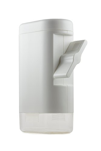 PepperMate Traditional Pepper Mill 723 - Turnkey High Volume Salt and Gourmet Peppercorn Grinder (White) (White Corn For Sale compare prices)