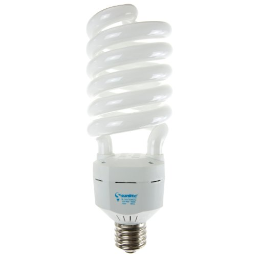 Montezumaa Best Price Sunlite Sl105 65k Mog 277v 105 Watt High Wattage Spiral Energy Saving