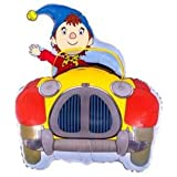 "Noddy & Car Shaped Balloon 26"" Foil Balloon"