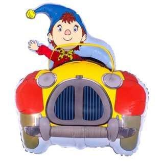"Noddy & Car Shaped Balloon 26"" Foil Balloon"
