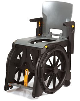 Travel Pal - 4 in 1 Portable Travel / Commode / Shower / Wheelchair (Handicap Shower Wheelchair compare prices)