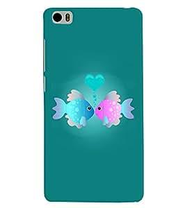 Citydreamz Back Cover for Xiaomi Mi5/ Mi 5