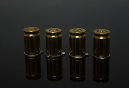 Custom Xbox 360 Controller Bullet ABXY Buttons 9mm Brass Mod Kit for Xbox 360 Controller