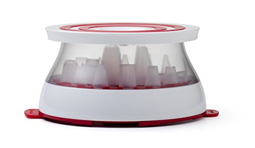 Chef'n Cake Stand and Turntable Decorating Set