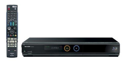 SHARP AQUOSブルーレイディスクレコーダー HDD搭載320GB BD-HDS43