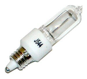Westinghouse 0442300, 50W T4, E11 Mini-Can Base Clear 1300Hr 600LM 120V Halogen Light Bulb (Mini Lightbulb compare prices)