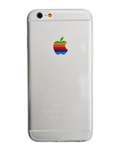 "Cover con logo stile Vintage per Apple iPhone 5/5s, 6/6s (4,7 "")"