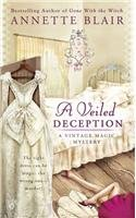 [A Veiled Deception] [by: Annette Blair]