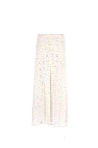 Pantalone Donna Toy G LOS FRENTONES Bianco Primavera/Estate Bianco 44