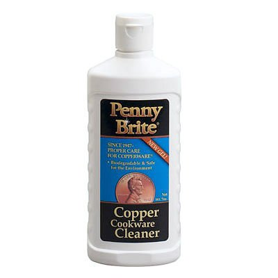 EZ Brite Penny Brite Copper Brass Cleaner Polish 7 oz Gel