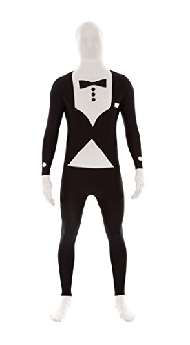 Morphsuits Men's Adult M Suit Second Skin Body Suit