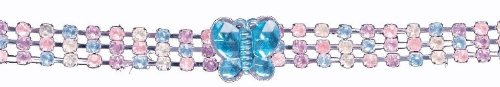 Rubie's Girls 'Butterfly Jeweled Choker' Halloween Accessory