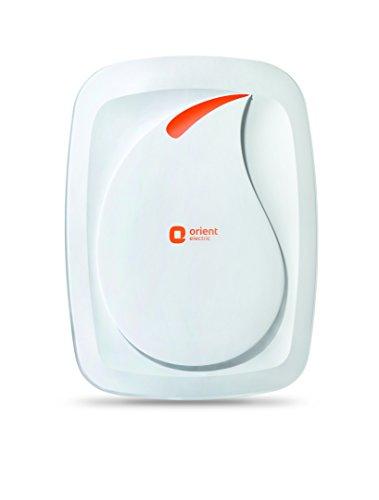 Orient WF2501P 25-Litre 2000-Watt Plastic Storage Water Heater (White)