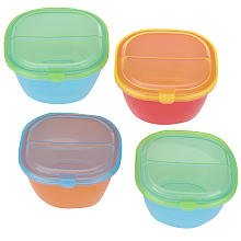 Especially for Baby 4-Pack BPA Free Snack Cup with Lids