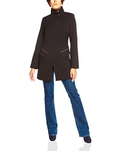 Special Coat Cappotto Corto Trouville [Blu Scuro]