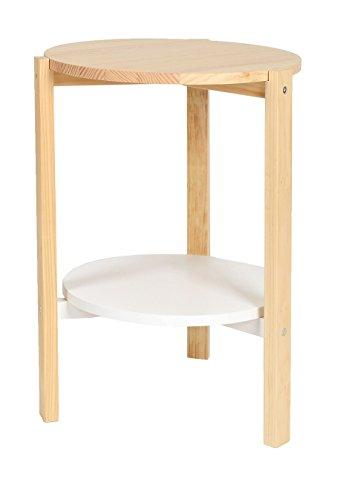 ts-ideen-Nachttisch-Abstelltisch-Blumen-Telefonablage-Beistelltisch-Tisch-60-x-45-cm