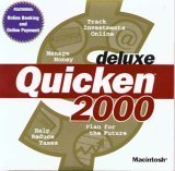 Quicken Deluxe 2000 for Macintosh