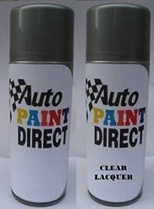 spray paint citroen kth grey thorium aerosol lacquer car paint. Black Bedroom Furniture Sets. Home Design Ideas