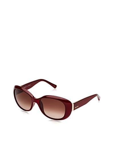 Valentino Gafas de Sol V620SR (57 mm) Burdeos
