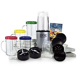 Magic Bullet Express 17-Piece High-Speed Blender Mixing System front-634152