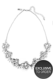 Autograph Link Up Chain Necklace MADE WITH SWAROVSKI® ELEMENTS