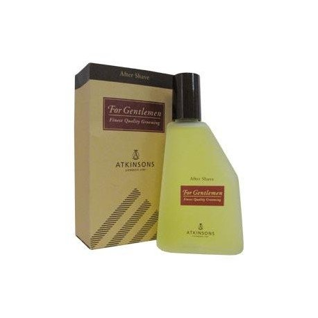 For Gentlemen Aftershave 145 ml Lozione Dopo barba