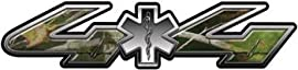 EMS Series 4x4 Decals Real Camo - 1.5